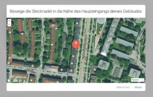 Apple Maps hinzufügen