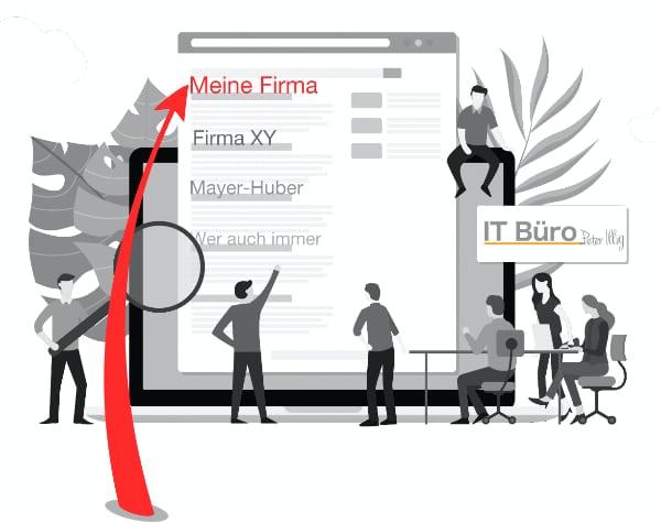Ranking verbessern Internetagentur