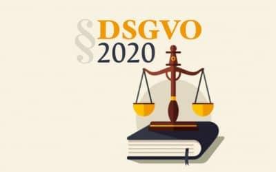 DSGVO 2020