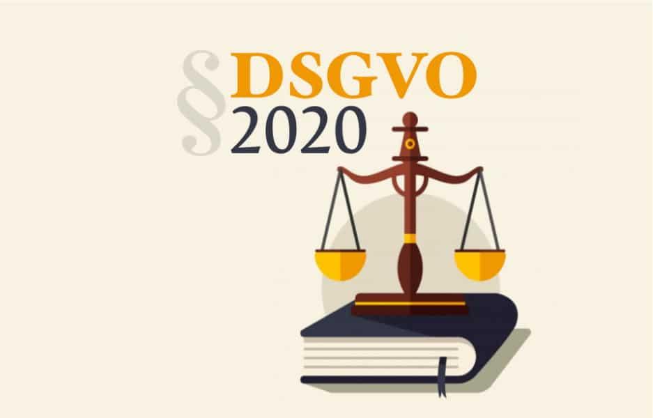 DSGVO 2020 – kompakt zusammengefasst